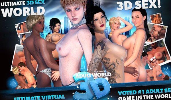 Telefon Sex Spiel mit animierten 3D Fick