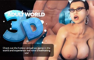 Adult World 3D online porn Android mobile game