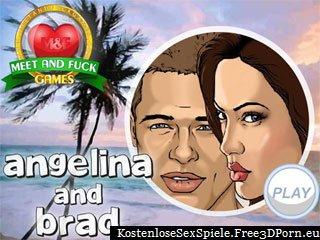 Angelina und Brad Promis mit einem Urlaub Sex