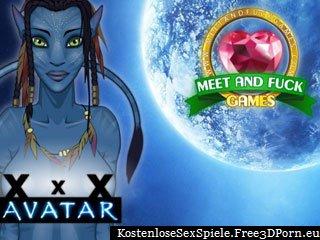Avatar XXX Spiel mit Avataren verdammt hars