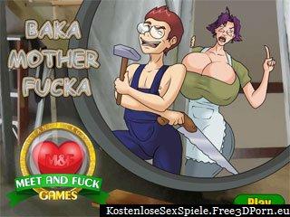 Baka Mother Fucka in einer Folter Sex Spiel