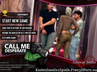 Erotic Sex Spiel mit XXX Pornomodelle Fotoshooting