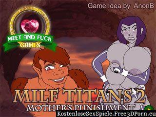 MILF Porno Spiel mit breasted MILFS und vollbusige Mamas