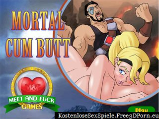 Mortal Cum Butt erotische Version von Mortal Combat