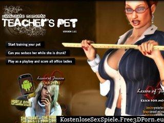 MILF Lehrer Haustier wie zum jugendlich ficken