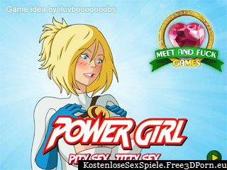 Power Girl: Pity Sex, Titty Sex Spiel