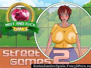 Street Games 2 mit ein Springseil Sex Spiel