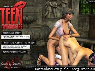 Teen Fangbanger Vampir mit Sexbilder
