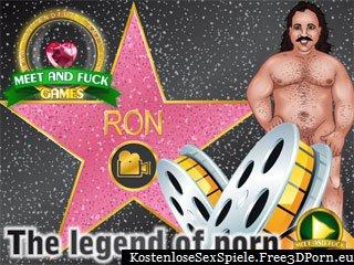 The Legend of Porn mit Ron ficken nuttig ponr Sterne