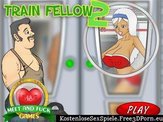 Train Fellow 2 und ein öffentliches Fitnessstudio Sex