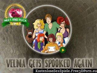 Velma Ruft Spooked Wieder Scooby Doo Sex Spiel