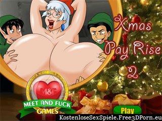 Weihnachten Lohnerhöhung 2 mit einem spanischen Tittenfick
